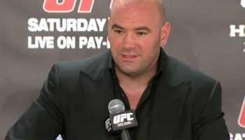 UFC поддерживает решение комиссии штата Невада о запрете TRT