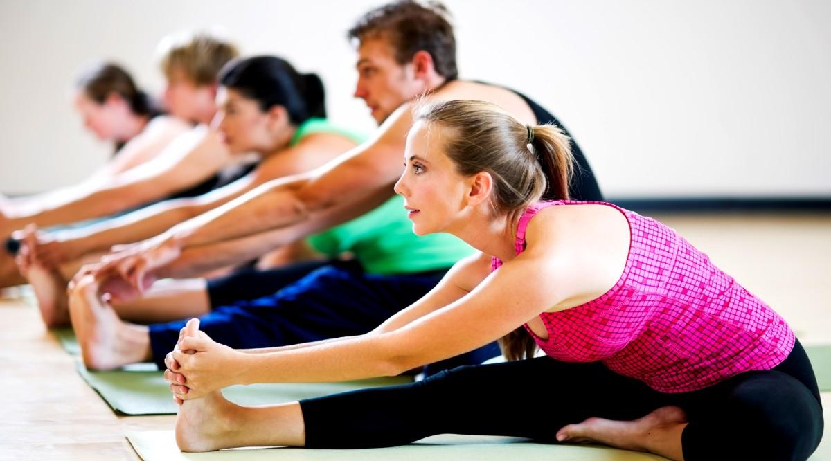 Картинки с физическими упражнениями