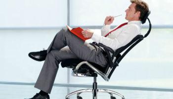 Активное сидение. Позаботься о здоровье сидя на стуле