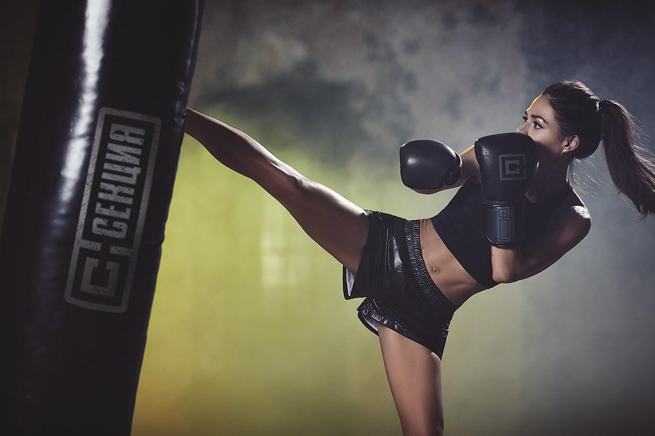 фотогалерея женского бокса мне