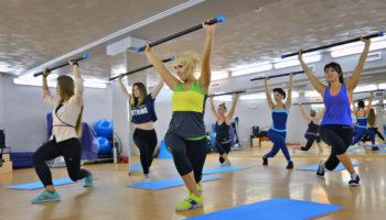 Современный вид спорта — Фитнес