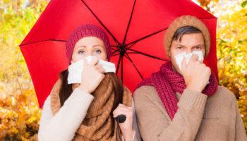 Как пережить осень и не простудиться