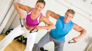Изометрика: лучший способ сохранить двигательную активность вдвоем