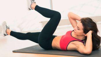 5 способов сделать упражнение «скручивания» еще эффективнее для спины и пресса