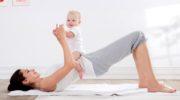 Мама и спорт: 10 аргументов в пользу совместных упражнений с ребенком
