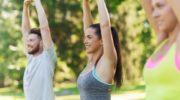 5 упражнений для снятия напряжения  мышц плечевого пояса