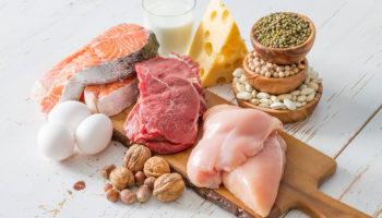 Сколько белка нужно съедать в день для хорошего самочувствия