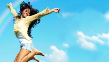 10 упражнений для повышения жизненного тонуса