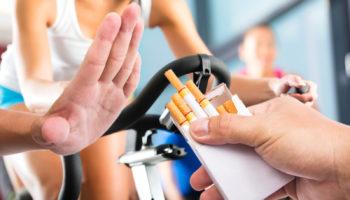 Как активный образ жизни помогает перебороть вредные привычки