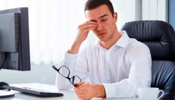 10 упражнений для здоровых глаз тем, кто целыми днями работает за компьютером
