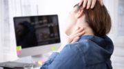 Когда устала шея – движение поможет