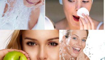 Как ухаживать за кожей лица – основные правила