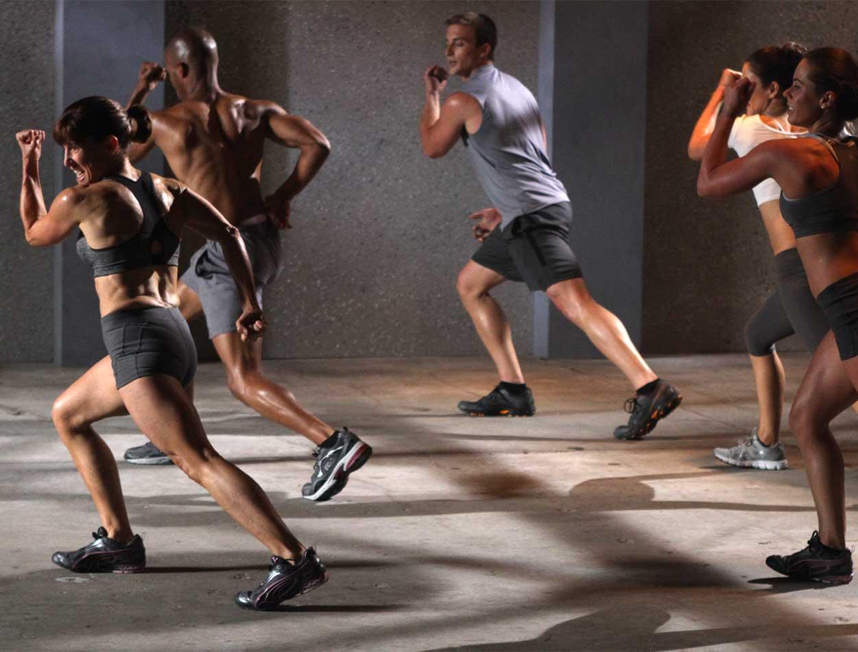 Высокоинтенсивный Тренинг На Похудение.