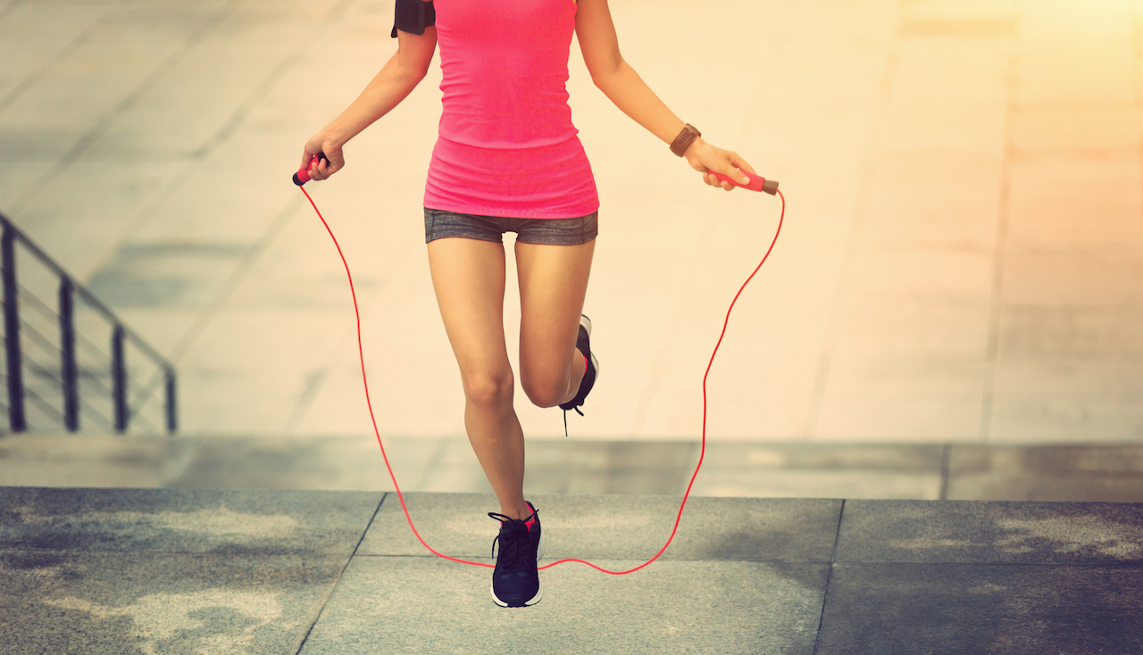 Прыгалки для похудения ног