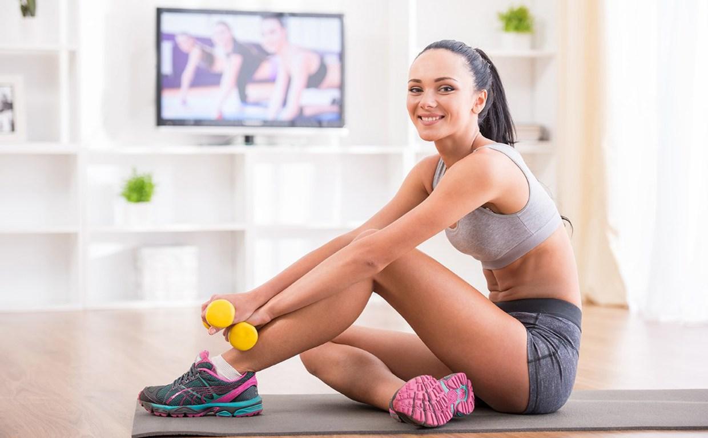 как тренироваться и худеть