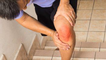 Какие нагрузки запрещены людям с больными коленями