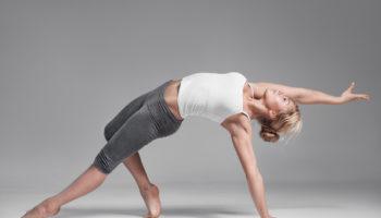 Как укрепить мышцы таза и бедер с помощью пилатеса