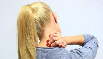 Как самостоятельно избавится от боли в шее