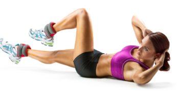 Польза утяжелителей для физических упражнений