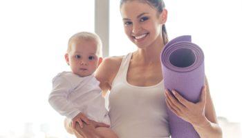 Как быстро и эффективно вернуть стройную фигуру после беременности