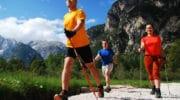 Какой темп нужно выдерживать при скандинавской ходьбе