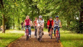 Где найти попутчиков для прогулок на велосипедах