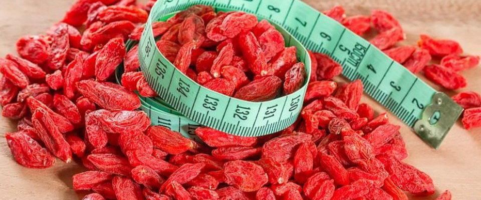 худеем с ягодами годжи