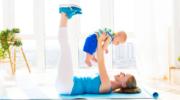 Какие упражнения нельзя выполнять после родов