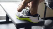 Почему к выбору обуви для тренировок нужно подходить с ответственностью