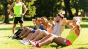 Как тренироваться на свежем воздухе даже в летнюю жару