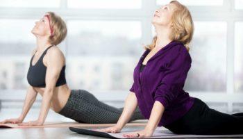 Почему всем женщинам после 45 нужно развивать гибкость и подвижность суставов
