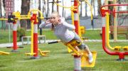 Преимущества спортивных площадок во дворах или как заниматься спортом бесплатно