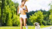 Как даже прогулку с собакой превратить в полезную тренировку