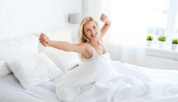 Как просыпаться бодрым и с хорошим настроением, даже если поздно легли спать