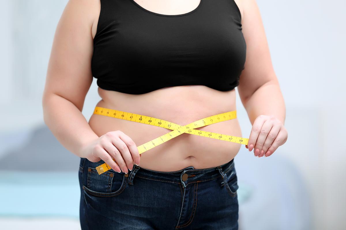 Резкое похудение у женщины причины