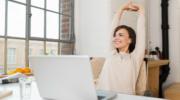 Как с помощью простой гимнастики поддерживать бодрость на работе