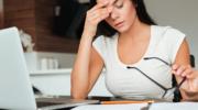 Простые упражнения для снятия напряжение с глаз
