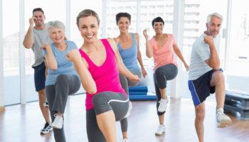 5 причин, почему спорт необходим всем, кому за 40 лет
