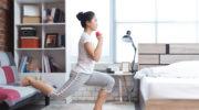 5 упражнений, которые можно выполнять «между делом»