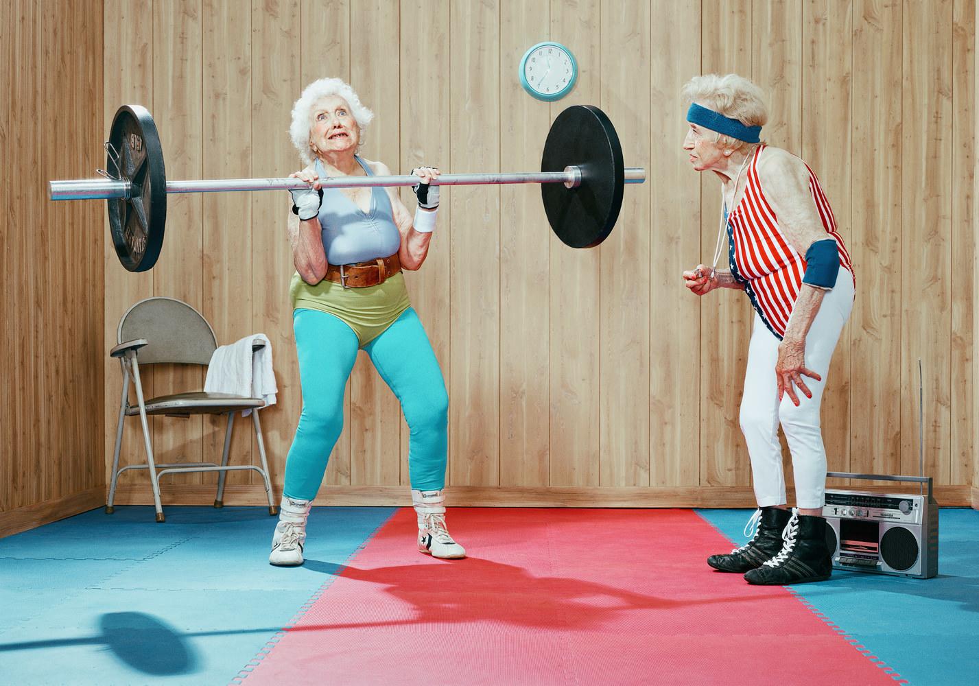 Спорт в возрасте