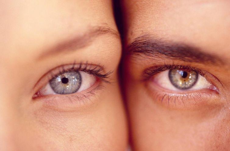 Мужское зрение отличается от женского