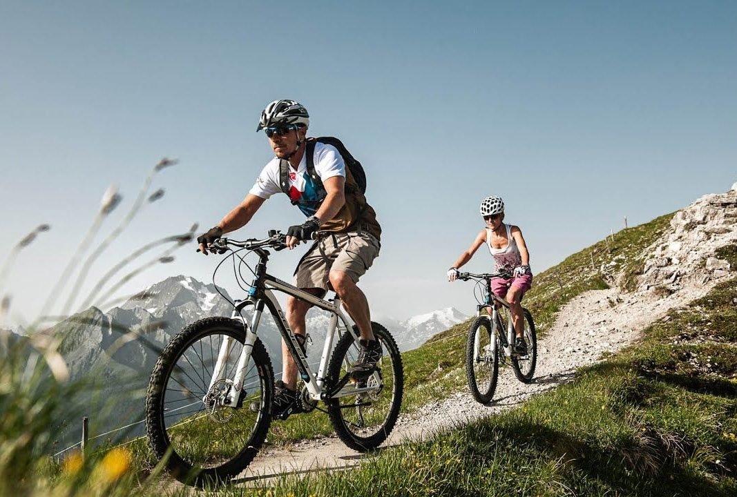 Спорт на велосипеде