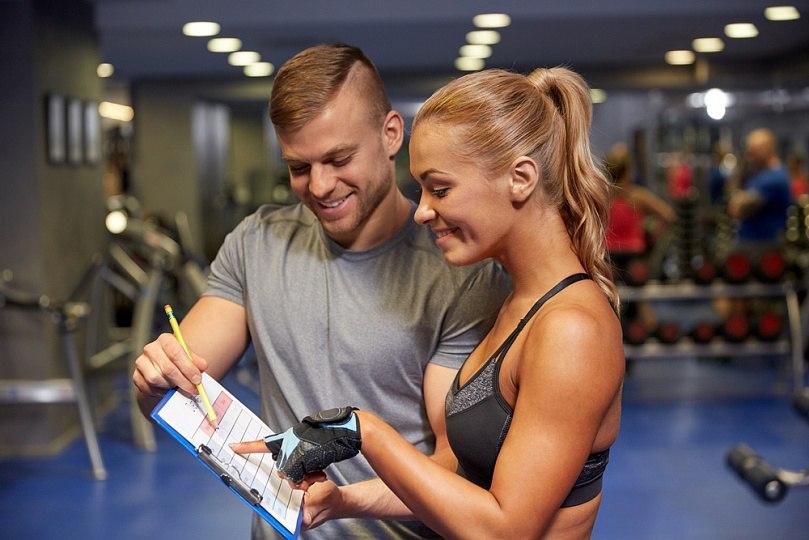 Фитнес тренер клнсультация