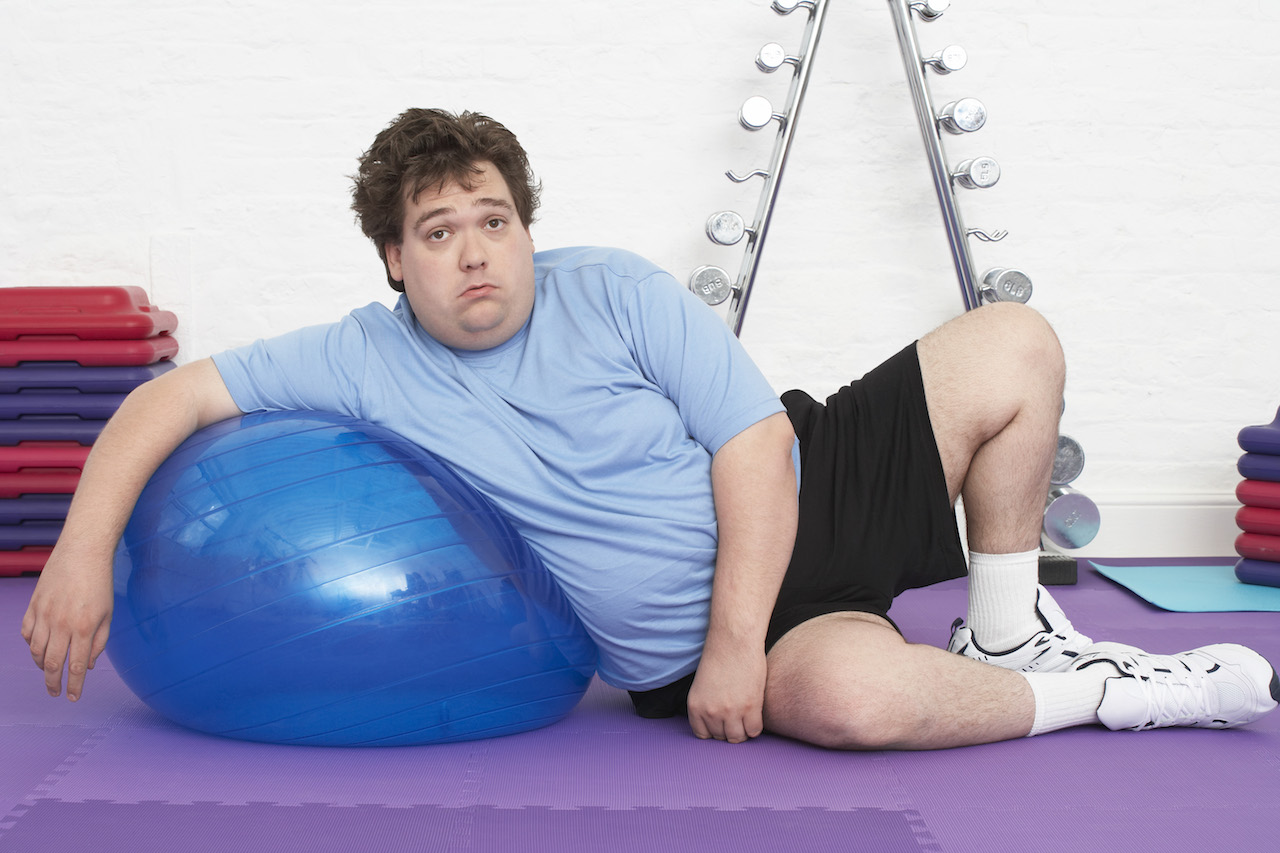 Неправильный фитнес