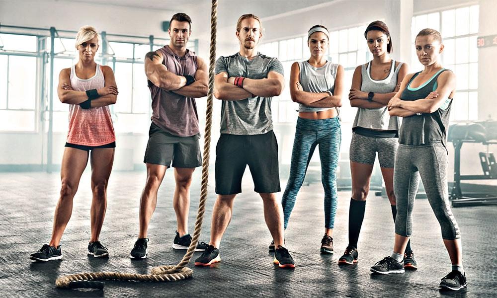 Персональный тренер фитнес