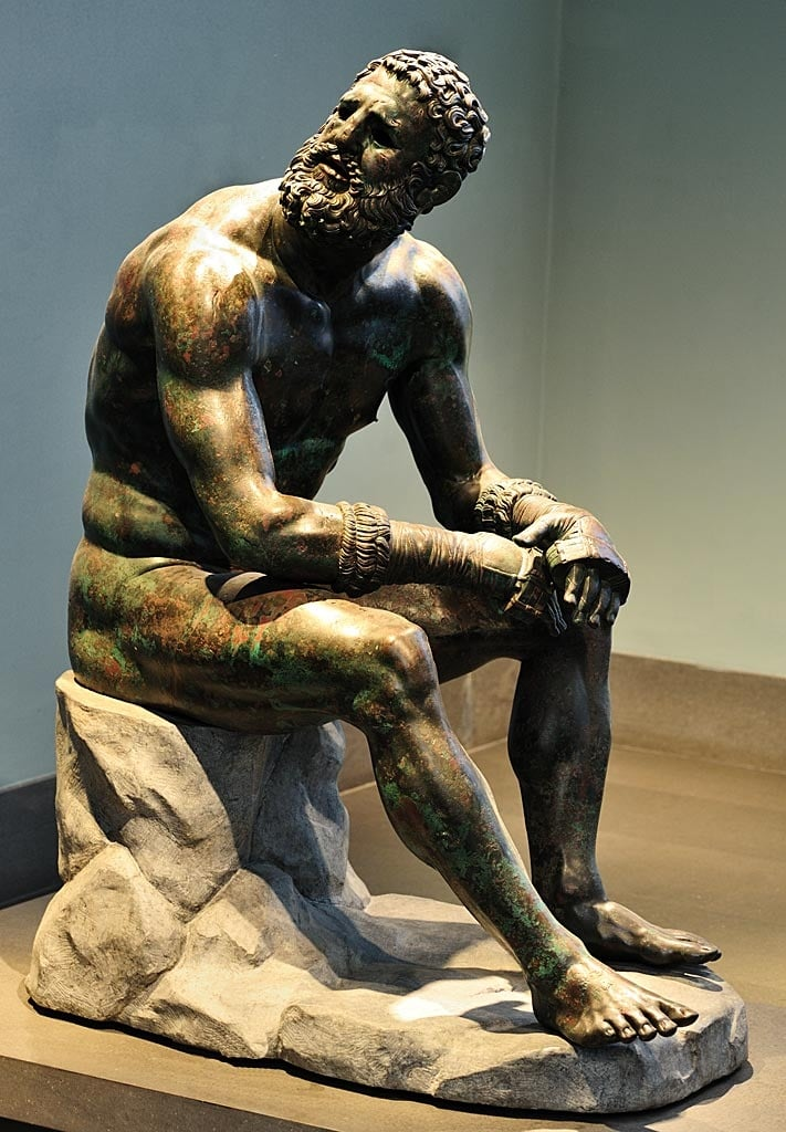 Кулачный боец Аполлоний