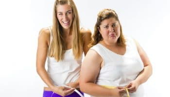 Причины набора веса у сидящих на диете. Распространенные ошибки