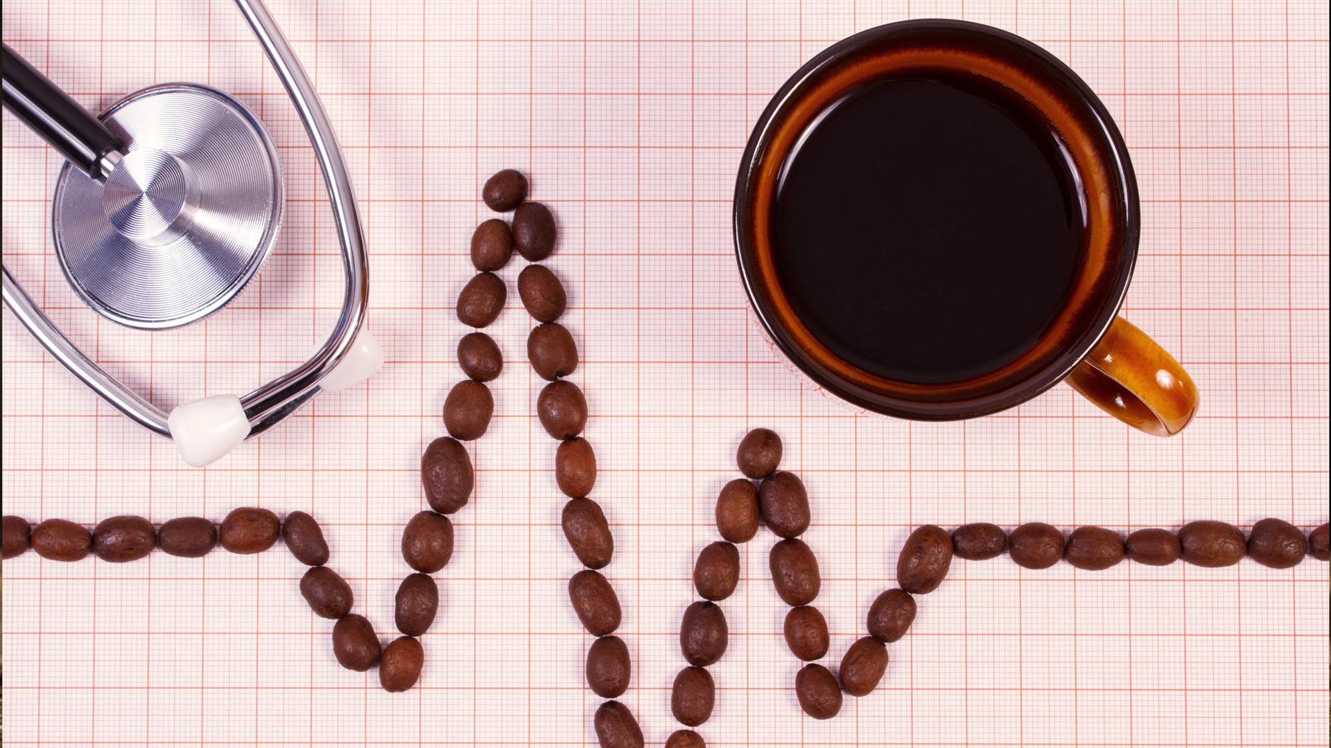 кофе повышает давление
