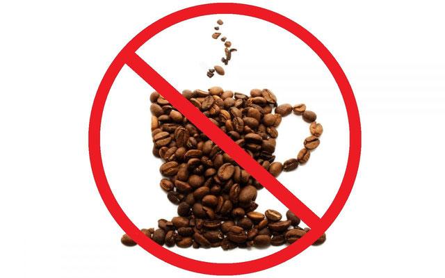 чем вредно кофе