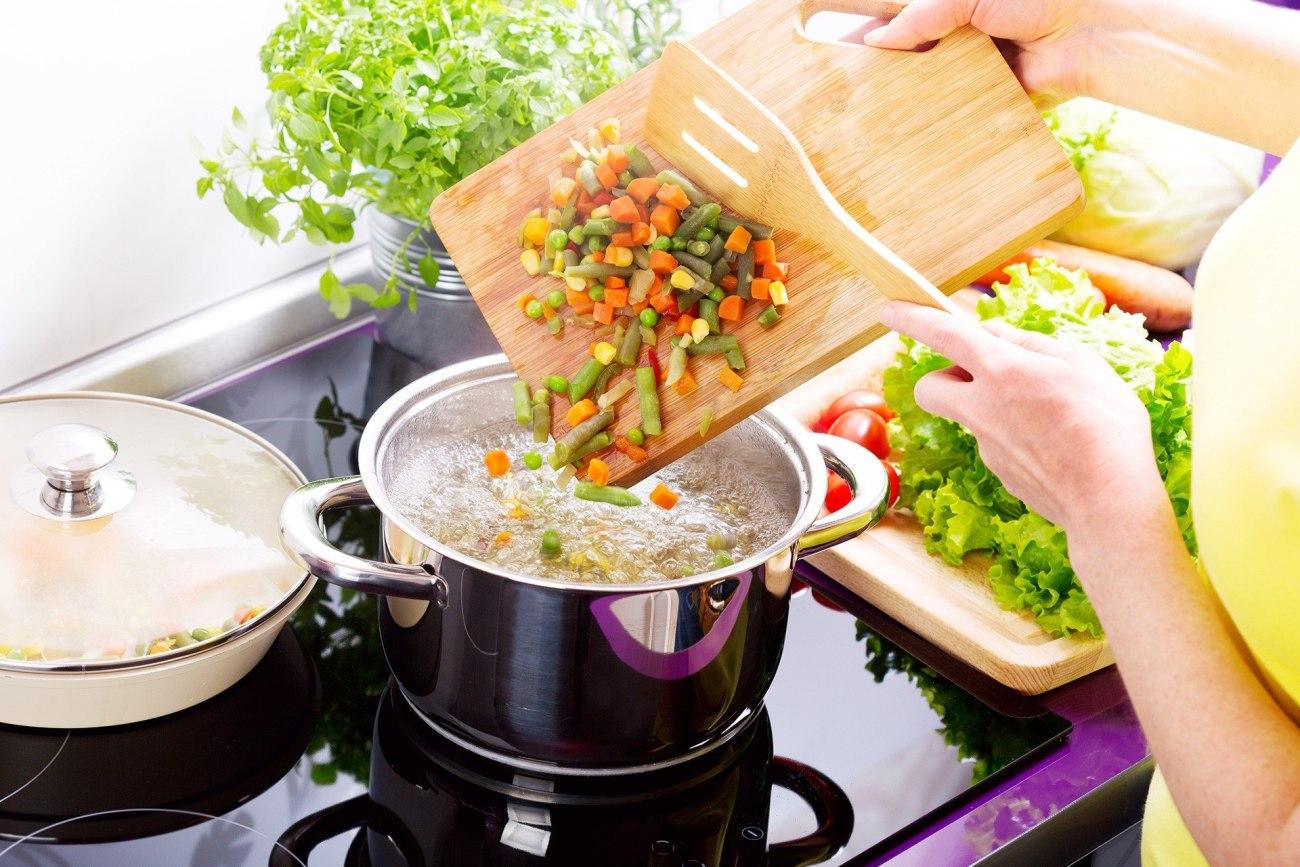 Приготовить суп для похудения